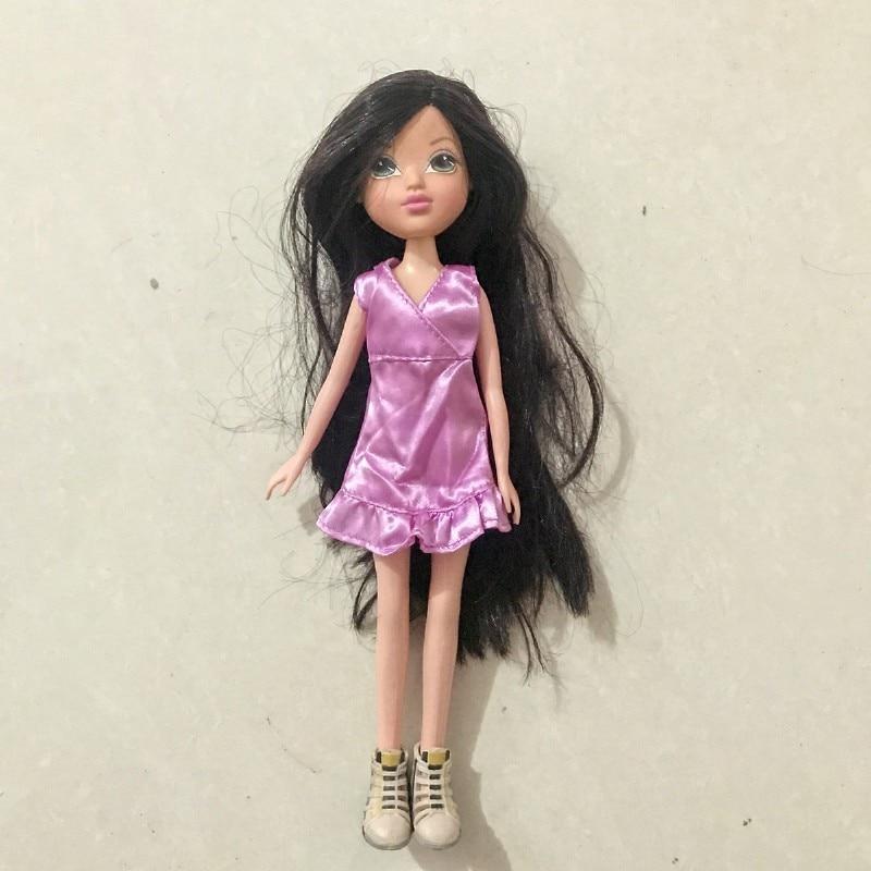 200.25грн. 10% СКИДКА|27 см Милая редкая девочка Moxie кукла игрушечный театр куклы дети подарки на Рождество и день рождения подарок 1 шт|Куклы| |  - AliExpress