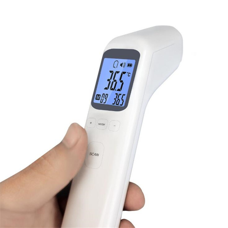 Tool Forehead Thermometer Non-contact Infrared Thermometer Infant Adult Body Temperature Fever Digital Measurement Tool