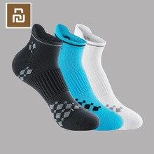 Спортивные короткие носки Youpin AMAZFIT, Нескользящие, амортизирующие, антибактериальные и выделяющие пот короткие носки