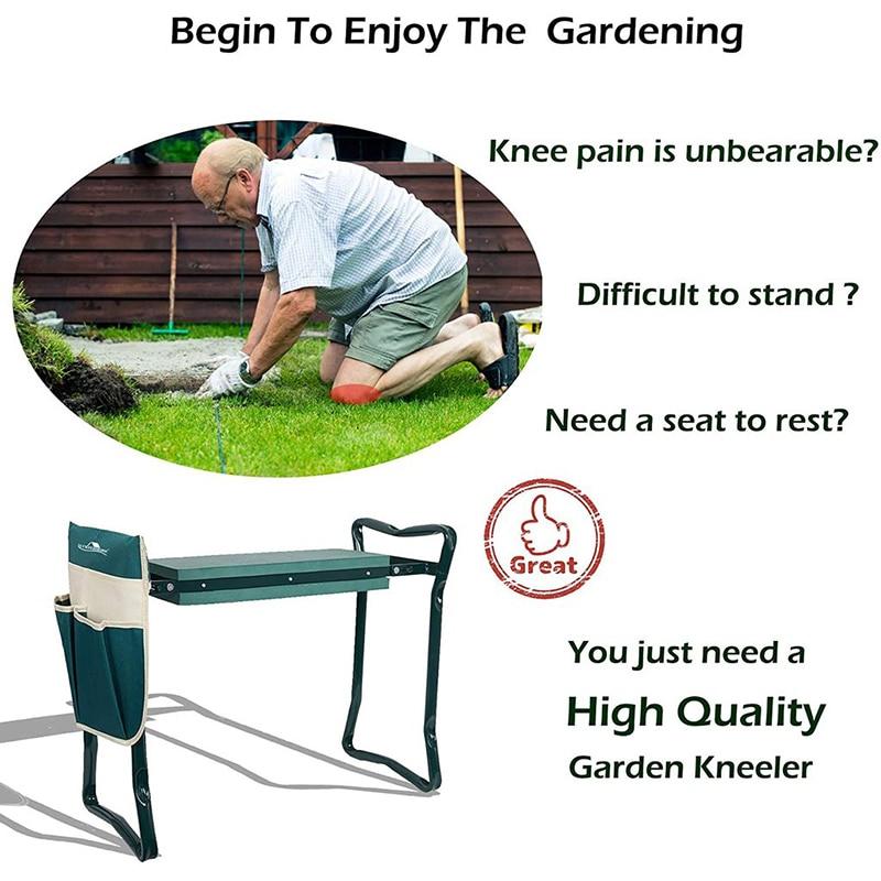 Padded Kneeler & Seat