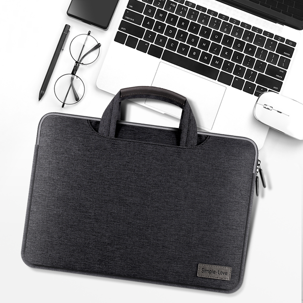 Laptop Handbag Sleeve Bag 13.3 14 inch For Lenovo Xiaomi <font><b>ASUS</b></font> HP Dell Notebook Bag 11