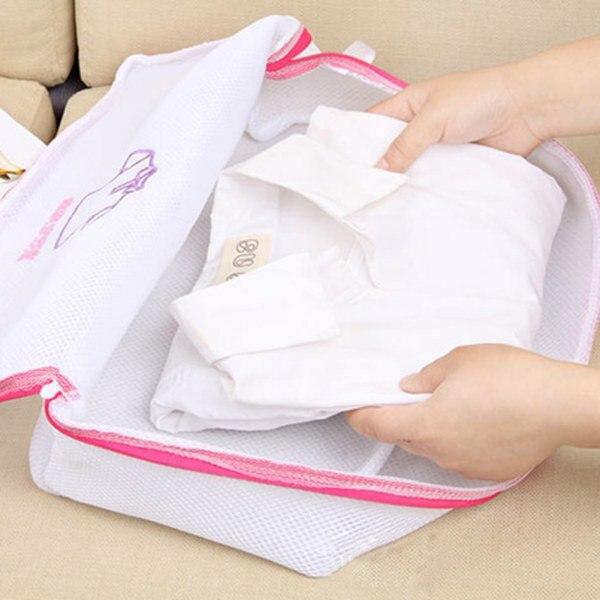 New Lingerie Bra Wash Bag Laundry Underwear Care Mesh Washing Bag - Travel Organizer Hot