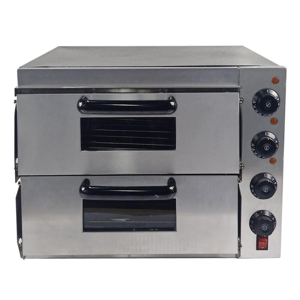Four à pizza à usage domestique four à pizza électrique en acier inoxydable appareils de bonne qualité pour la cuisine