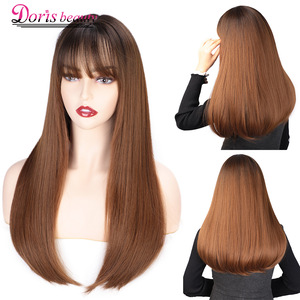 Doris Beauty Long Straight Syn