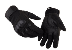 All Black Glove For Motor Bikers Free Shipping Gloves M L XL XXL