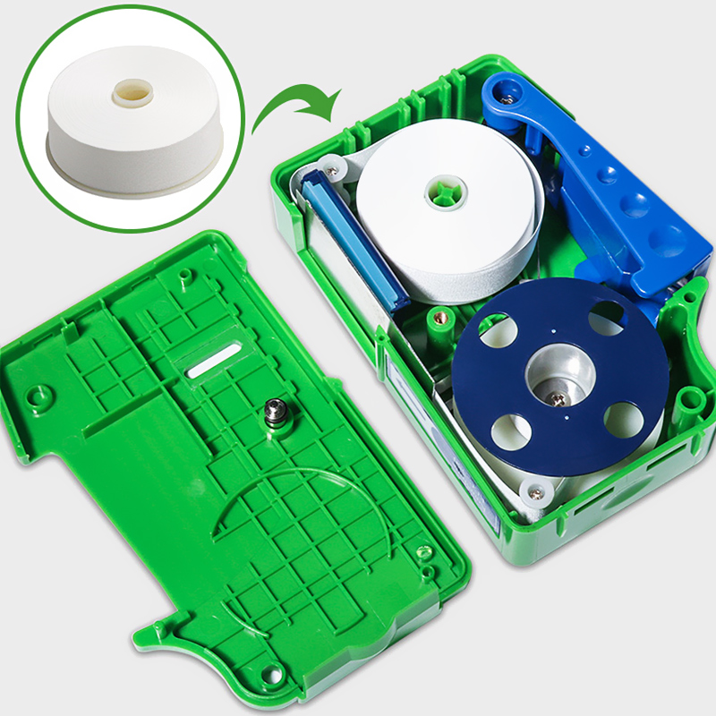 Fiber end face cleaning box fiber wiping tool pigtail cleaner cassette fiber cleaner,Fiber Optic Tools Cleaner Ftth for SC ST/FC