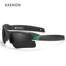 New Arrived Kaenon X-kore Polarized Sunglasses TR90 frame men Mirrored lens Brand Design Driving Fishing Sun glasses UV400