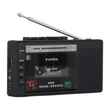 Neue Retro Tragbare FM Stereo Radio AM FM Zwei band Radio Power Digital Receiver Radio Station Mini Lautsprecher Unterstützung TF Familie Geschenk