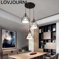Colgante De luz De carne Lampara De Techo Colgante moderno Home Deco Industrieel suspensión luminaria suspenso Loft lámpara Colgante