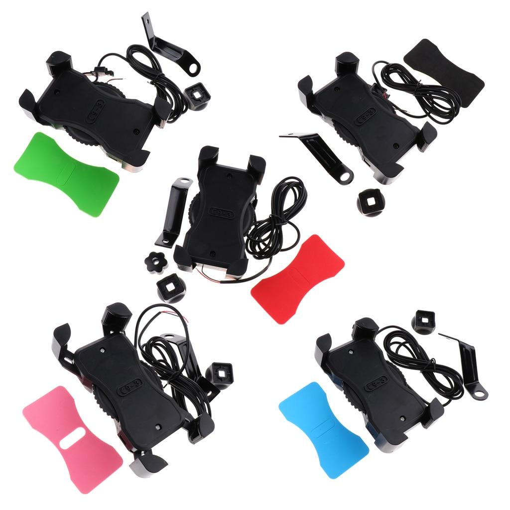 Мобильные смартфоны на руль/Зеркальное основание, регулируемая для мотоцикла грязи велосипеда квадроцикла
