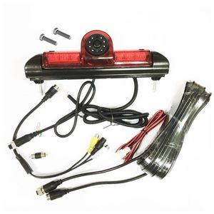 Image 1 - Luz de Freio de LED IR Rear View Invertendo Estacionamento Camera & 7 Polegada Monitor Kit para Fiat Ducato Para Citroen Relay para Peugeot Boxer