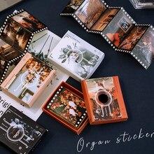 Pegatinas decorativas de papelería para niños, lote de 30 unidades de pegatinas adhesivas de papel para álbumes de recortes