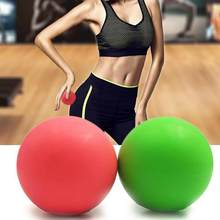 Tpe Lacrosse Bal Fitness Verlichten Gym Trigger Punt Massage Bal Training Fascia Hockey Bal Massage Bal