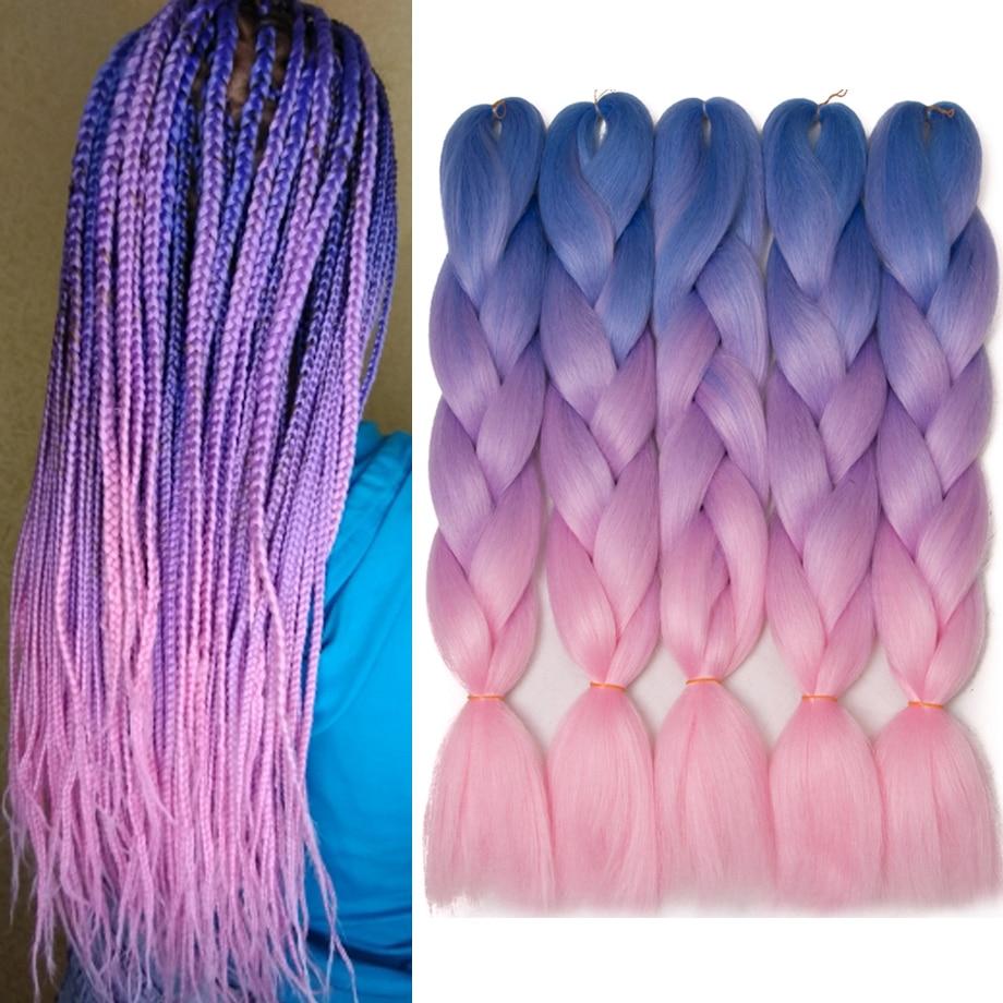 braid hair synthetic hair