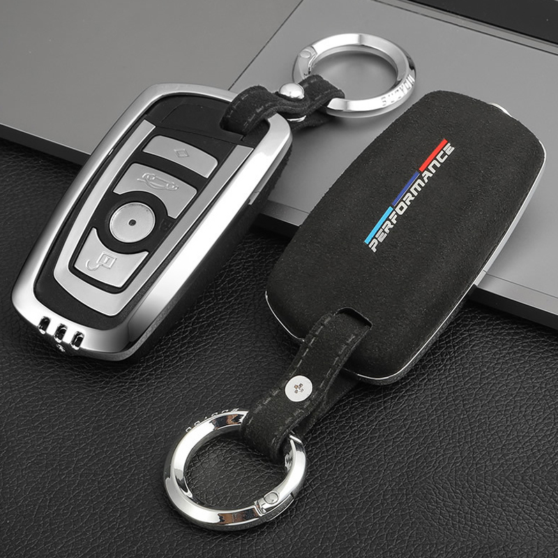 Car Styling Key Rings Protection Cover Stickers For BMW F10 F30 X3 X4 F25 F26 Protect Shell Cover Case Interior auto Accessories|Key Case for Car| |  - title=
