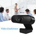 USB веб-камера 1080P HD веб-камера Компьютерная камера Веб-камеры встроенный звукопоглощающий микрофон 1920*1080 динамическое разрешение