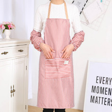 home cleaning kitchen sexy waterproof oversleeves sleeves arm oversleeve with apron protect oil