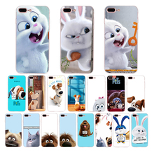 Soft phone case For iphone 7 6s 8 6 plus x xr xs max 5s 5 se cover Funny cute cartoon animals pet dog cat rabbit silicone shell цена и фото
