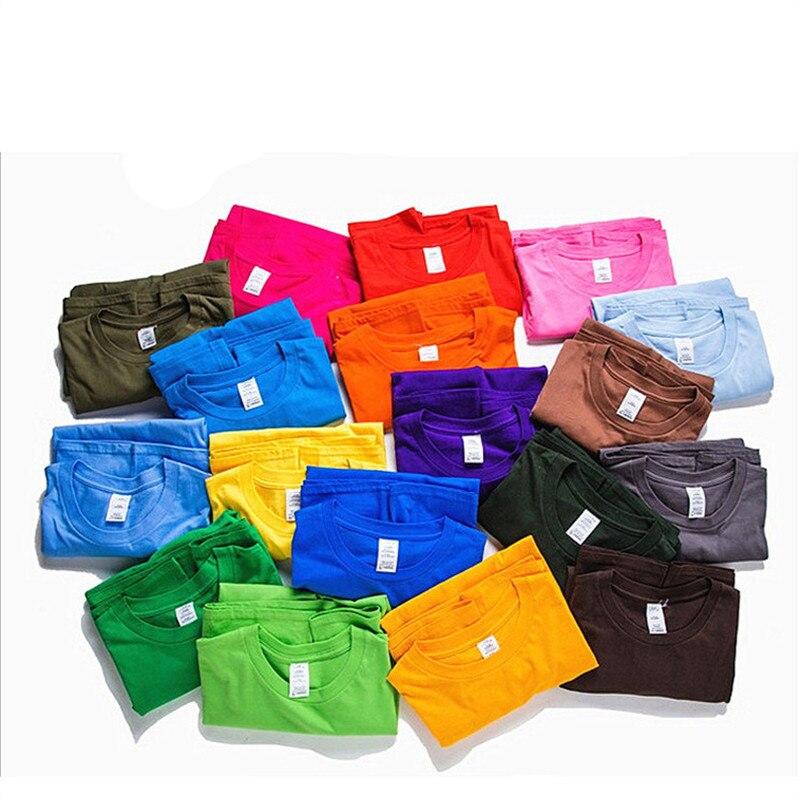 Riinr Men's Cotton Casual T-Shirt Men Summer Ventilation T-shirt Fashion Male T Shirts Solid Color Street Simplicity Tee Top