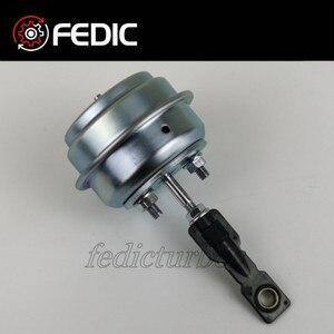 Image 1 - Turbocharger actuator GT1749V 716215 038145702 038145702X Turbo wastegate for VW Passat B5 1.9 TDI 96 Kw 130 HP AVF 2000 2005
