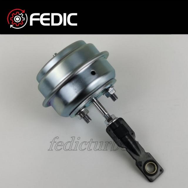 Turbocharger actuator GT1749V 716215 038145702 038145702X Turbo wastegate for VW Passat B5 1.9 TDI 96 Kw 130 HP AVF 2000 2005