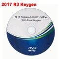 Новинка 2021 г., 2017.R3, бесплатный генератор ключей, DVD, CD, поддержка функций ISS, с автомобилем и грузовиком для Delphis 150e Multidiag Vd Ds150e