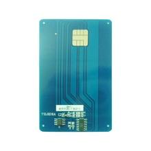 Smart Chip karte für Xerox FaxCenter 3100 laserJet drucker toner patrone reset 2,07 CWAA0758 106R01379