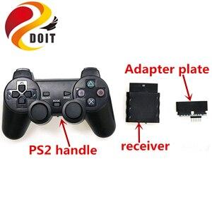 SZDOIT PS2 Wireless Remote Con