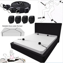 BDSM Bondage Restraint Handcuffs For Sex Ankle Cuffs Under Bed BDSM Bondage Adult Erotic Sex Toys For Woman Couples Slave Games(China)