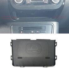 Volkswagen Tiguan için MK1 2012 2013 2014 2015 2016 araba kablosuz şarj cihazı QI telefon şarj şarj telefon tutucu aksesuarları