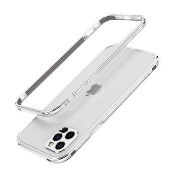 For iPhone 12 /12 Pro/12 Pro Max Mini /11 Pro Max 11 Aluminum metal bumper Frame Slim Cover phone case+ carmera Protector 13