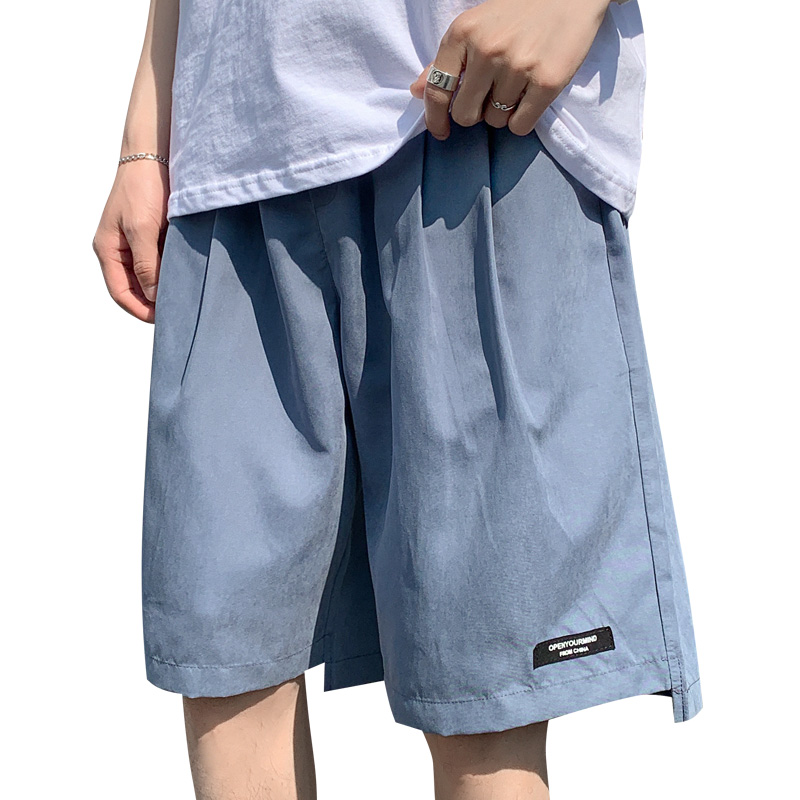 MOGU Summer Plus Size 4XL 5XL Quick Drying Bermuda Masculina Men Shorts Short Homme Mens Board Shorts Casual Sweatpants