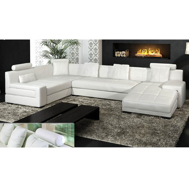 Sensational Us 1499 0 China Made High Quality Modern White Leather Sofa On Aliexpress Gmtry Best Dining Table And Chair Ideas Images Gmtryco