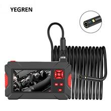 Waterproof Endoscope Camera 1080P Dual Camera 4.3