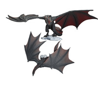 Drogon Viserion Ice Dragon Rhaegal Action Figure Model Toy