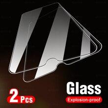 2 Chiếc 9H Bảo Vệ Kính Cường Lực Cho Samsung A70 Tấm Bảo Vệ Màn Hình Trong Cho Samsung Galaxy A70s A7 2018 A 7 Số 0 S 70 70 Cường Lực Phim