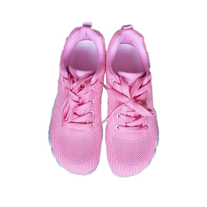 ZZFABER Spring barefoot shoes Women Flats Lace Up Sneakers Breathable Ladies Casual Shoes Soft Sports Running Shoes for Women