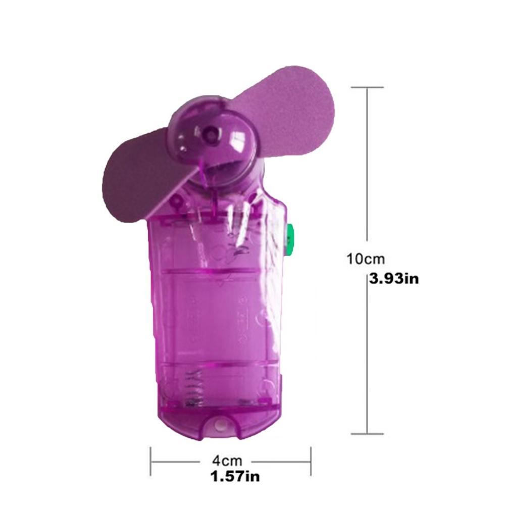 Mini Fan Portable Handheld Fan Plastic Charging Fan Gift Gift Eva Soft Fan Seat Belt Cooling Comfort