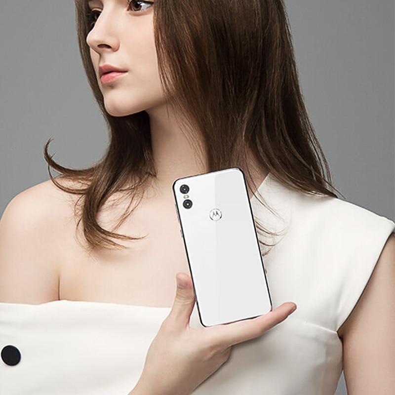 Moto One Mobile Phone 4GB 64GB AI Camera Smartphone 2 5D Double sided Glass Body Octa Moto One Mobile Phone 4GB 64GB AI Camera Smartphone 2.5D Double-sided Glass Body Octa Core Phone Support Face Fingerprint Unlock