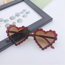 Sunglasses Small And R4C0 Cycling Fresh Plastic Show Girls Korean Boys Fashion Cartoon
