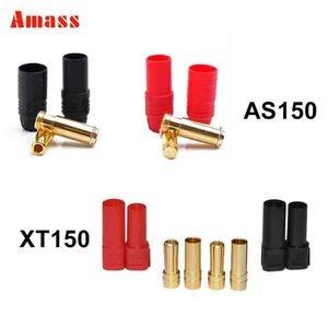 2PCS Amass AS150 7mm XT150 6mm
