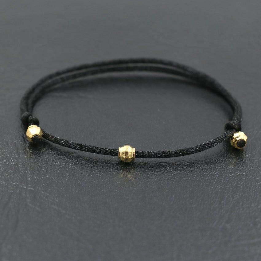 beads black