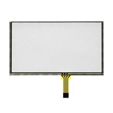 LQ065T5GG64 6.5 Inch 8 Pin Touch Screen Panel for Jeep Chrysler Dodge MYGIG
