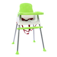 Portable Baby Seat Baby Dinner Table Multifunction Adjustable Folding Chairs For Children Highchairs