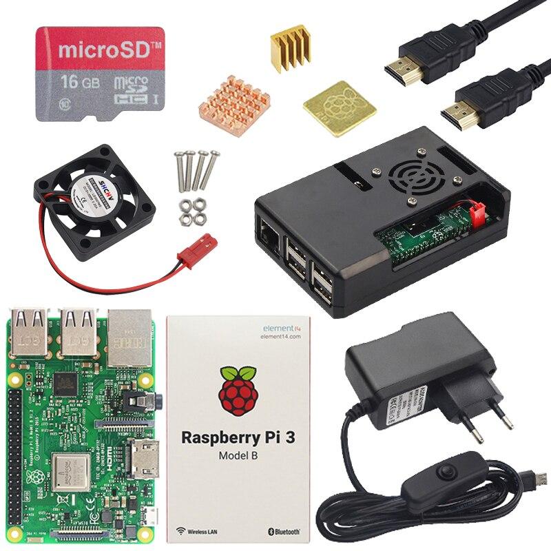 cheapest Latest Raspberry Pi 4 Model B with 2 4 8GB RAM raspberry pi 4 BCM2711 Quad core Cortex-A72 ARM v8 1 5GHz Speeder Than Pi 3B