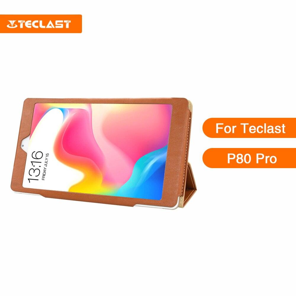 Teclast-funda de tableta de 8 pulgadas, tecnología autoadhesiva, universal, para Teclast P80 pro