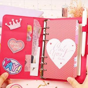 Image 5 - Yiwi A5 A6 Macaron Spiraal Notebook 2019 Planner Agenda Organisator Dagboek Boek School & Kantoorbenodigdheden Briefpapier