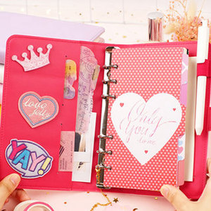 Image 5 - Yiwi A5 A6 Macaron Spiral Notebook 2019 Planner Agenda Organizer Diary Book School & Office Supplies Stationery