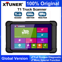 Code-Reader Diagnostic-Scanner Truck Professional-Trucks Xtuner T1 Auto OBD2 Diesel-Obd