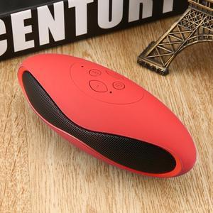 Беспроводная Bluetooth-колонка, 3D Звуковая система, стерео музыка, портативный громкий динамик, Мини TF, супер бас, акустическая колонка